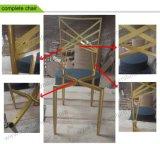 Более модное Stackable Тиффани использовало стулы Chiavari для сбывания