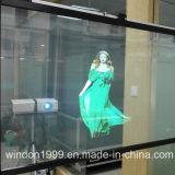 Haut de transmittance Film holographique transparent de Projection Arrière