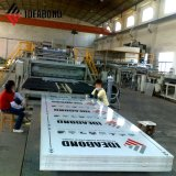 Comitato composito di alluminio a prova di fuoco di RoHS grado d'argento/rosso PVDF di Vo (AF-370)