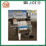 De plantaardige Machine van de Plantaardige Verwerking van de Machine van de Snijmachine Elektrische voor Kool en Wortel