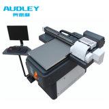 Audley numérique de bureau 2 têtes jet d'encre à plat A4 de l'imprimante UV