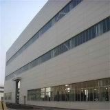 Costruzioni d'acciaio dell'alta struttura prefabbricata di aumento che saldano workshop automatico