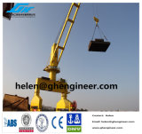 20t Heavy Cargo/Container Lifting e Rail Mounted Port Crane
