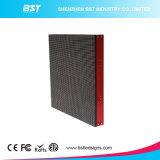 Höhe erneuern Miete LED-Innenbildschirmanzeige der Kinetik-P6mm große farbenreiche