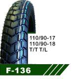 Reifen ursprüngliche des Taiwan-Technologie-hochwertiger Motorrad-2.75-17 3.00-18 100/90-17