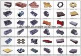 Hydraulique automatique machine à fabriquer des briques creuses de bloc de béton de pavage machine de formage de briques
