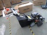 Grasmaaimachine van de Benzine van Powertec de Regelbare en Gemotoriseerde (Lm-pt03-JAREN '50)