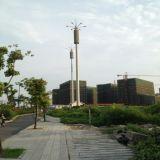 Torretta unipolare dell'antenna del segnale galvanizzata acciaio 4G di GSM del cellulare senza fili di comunicazione