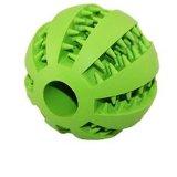 Perro interactivo de elasticidad de la masticación de juguete Bola de la limpieza dental