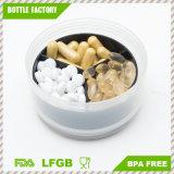 [500مل] بروتين رجّاجة زجاجة مع تخزين