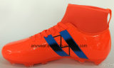 Suela de TPU botas de fútbol al aire libre del hombre botas de fútbol (177S)