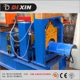 Dixin 312カラー機械を形作る鋼鉄リッジの帽子の屋根のプロフィールロール