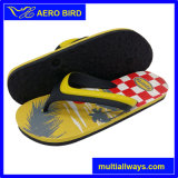 Pistone maschio delle calzature di alta qualità con le cinghie del PVC del Brown