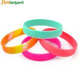 Progettare il Wristband per il cliente del silicone con smalto molle