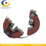 transformateur de courant CT de faisceau fendu de résine du moulage 200/5A
