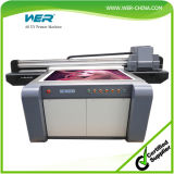 Tamaño grande 4feet alta velocidad A0 impresora plana UV para la Junta