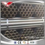La buena calidad 2inch aclara los tubos de acero de la construcción suave de los extremos ERW