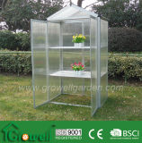500*800*1450mmのパソコンのパネルそしてアルミニウムフレーム(MA325)が付いている小型趣味の温室