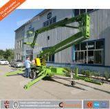 подъем заграждения джинов подъема заграждения емкости высоты 200kg 8-16m поднимаясь установленный трейлером
