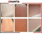 Folheado do preço 0.2mm-0.3mm Sapele da alta qualidade o melhor de Chanta