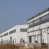 크 경간 가벼운 구조 강철 건물