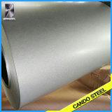 El 55%Al-Zn bobinas de acero Galvalume / placa de la hoja de techos de cartón ondulado