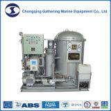 Marine 15ppm do separador de água de esgoto