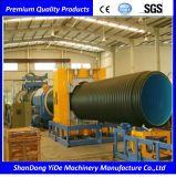 En PVC/PE Courrgated extrudeuse du tuyau en plastique