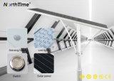 Smart Détection automatique de tous les dans une rue solaire LED Lighs