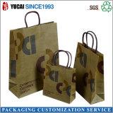 La fabricación de papel de encargo del bolso / bolso de compras / regalo / bolso de mano