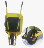 Carrinho de mão de roda resistente Wb9909 da construção