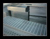Gradeamento de plataforma do piso de aço