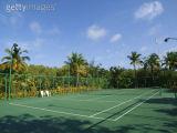 テニスPVCはItfの標準のフロアーリングを遊ばす