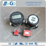 Medidor de caudal de gasóleo, medidor de fluxo de engrenagem oval para óleo, Combustível