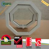 Aangepaste Plastic Afbaardende Vensters met Handvat Roto