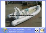 セリウムの膨脹可能なスポーツのボートの漁船のRescureのボート