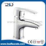 Faucets montados da economia da água do misturador do Faucet da bacia do cromo plataforma de bronze