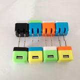 De populaire Lader van de Muur van het Embleem Cosotmer van de Lader van de Lader USB van het Huis 1000mA Vrije voor Telefoons Andriod