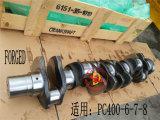 العمود المرفقي لل محرك الجزء كوماتسو ( 6151-35-1010 )
