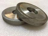 가장자리 가는 다이아몬드 CBN 바퀴를 형성하는 모양