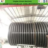 Línea 200mm-3000m m de la protuberancia del tubo del polietileno