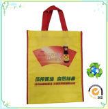 Personalizzato facendo pubblicità al sacchetto laminato promozionale non tessuto laminato del sacchetto
