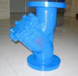 Y-Tipo filtro do aço de molde do filtro