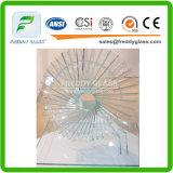 Het lage Glas van de Vlotter van het Ijzer met Hoog Transparant Glas