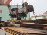 Ponts roulants équipés par aimant d'industrie de sidérurgie pour le levage immobile de billettes