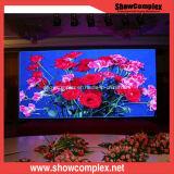P3.91 parete fissa competitiva del video dell'installazione LED