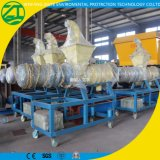 Porco profissional da imprensa de parafuso de China/separador líquido contínuo da galinha/pato/vaca/rebanhos animais