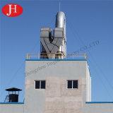 Sistema più asciutto del flusso d'aria dell'impianto di lavorazione dell'amido della patata dolce