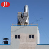 Süsses Kartoffelstärke-Verarbeitungsanlage-Luftstrom-trockeneres System