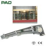 Mechanismus für automatische kurvende Tür